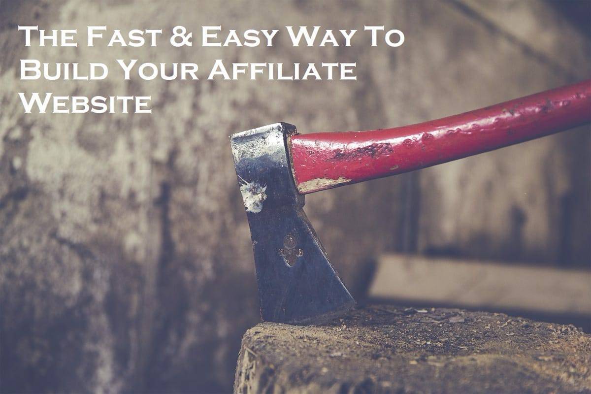 By now you should have chosen your first niche and so it's time to set up your website. We're looking to build a real business here in affiliate builder, and to establish authority in your niche so a well-crafted website with high quality, original content is key