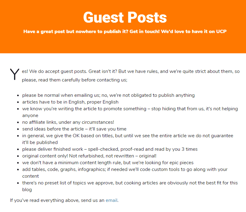 List of 5,000+ Sites That Accept Guest Posts in 2019