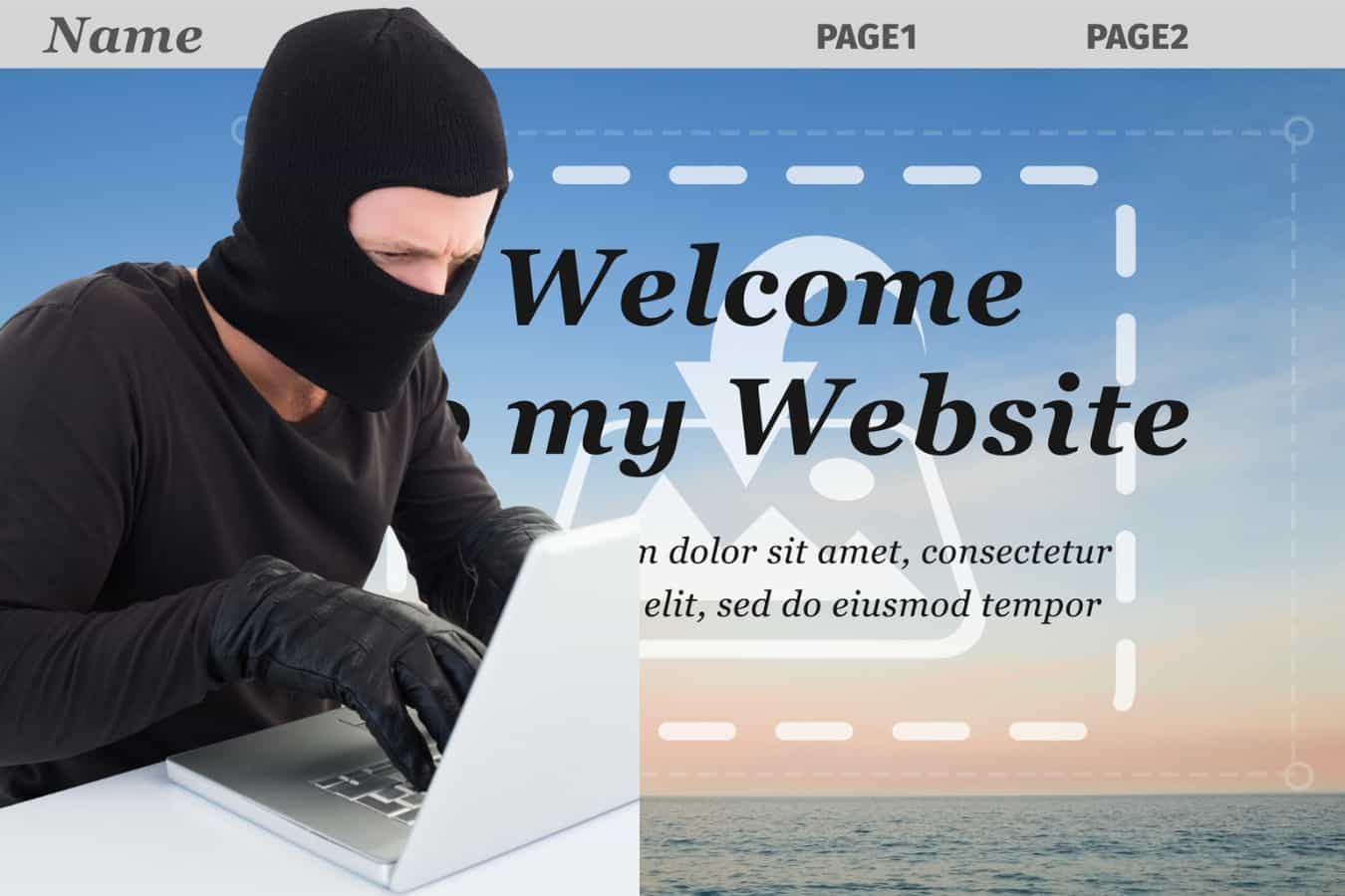 selling your website is dangerous