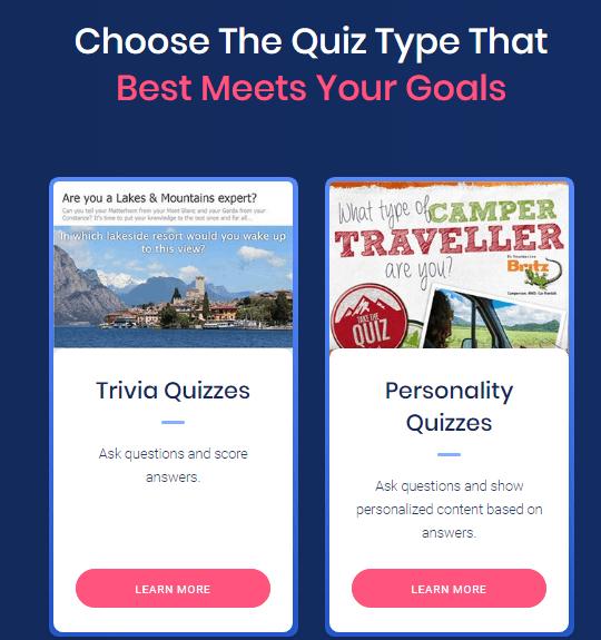 Quiz Type