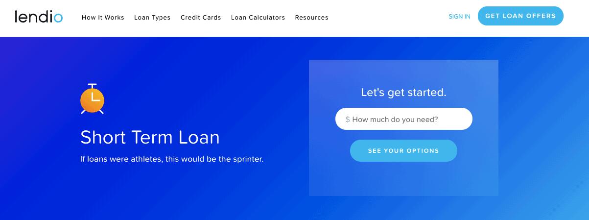 Lendio Loans
