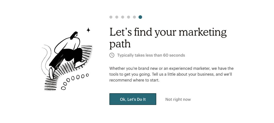 Let's Find You Marketing Plan