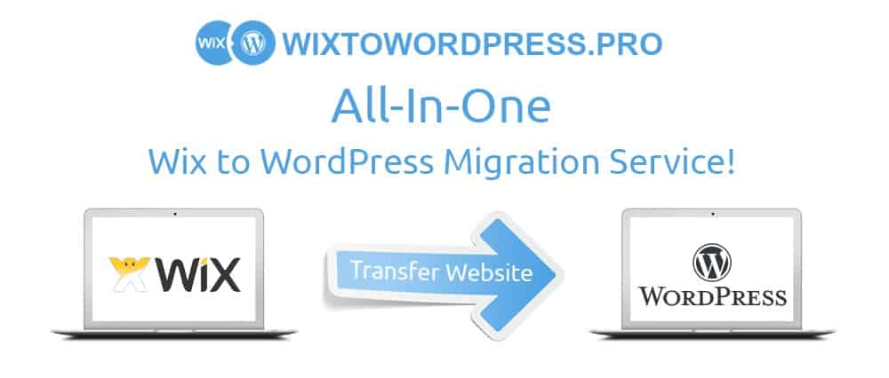 Wix to WordPress