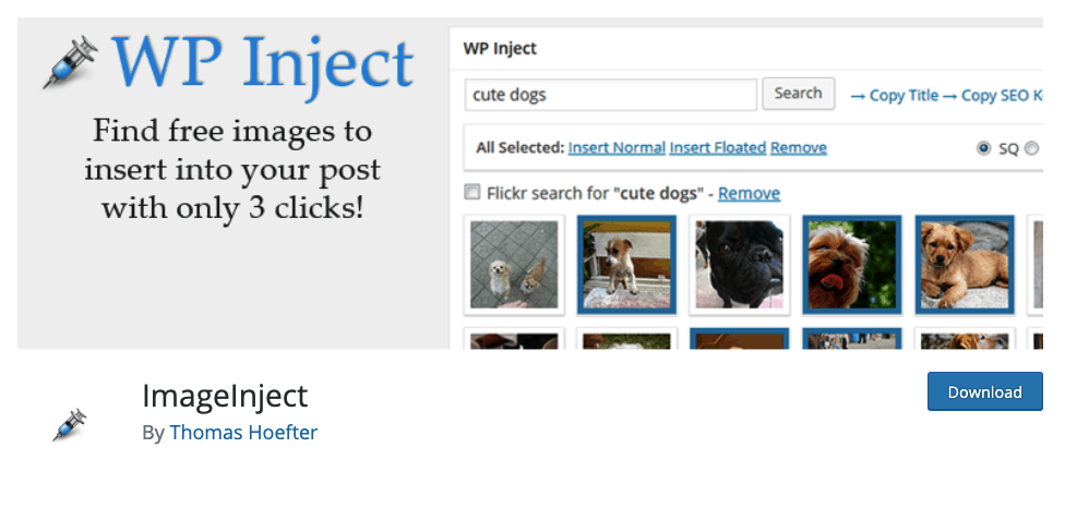 Image Inject