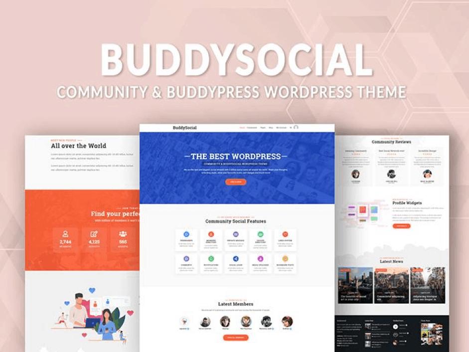 Buddysocial