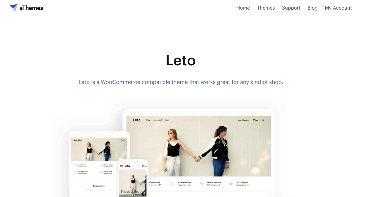 Leto theme