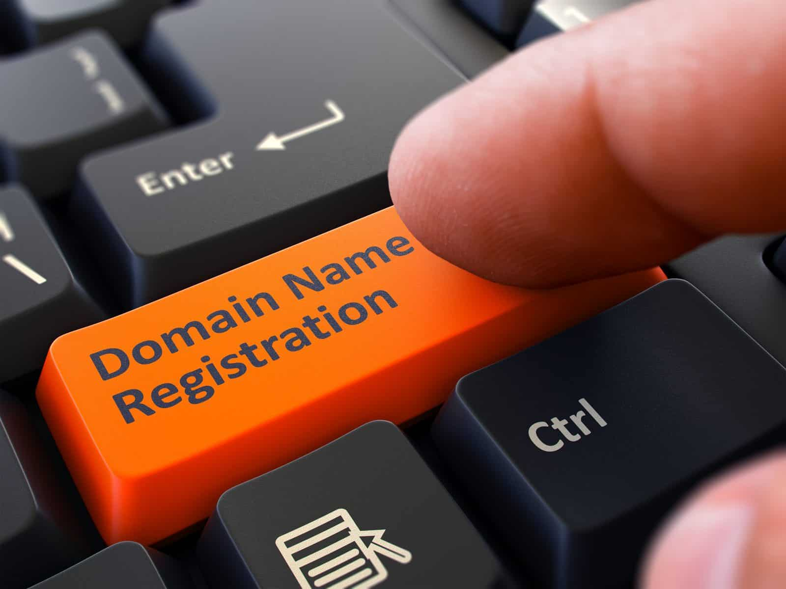 Domain name Registar