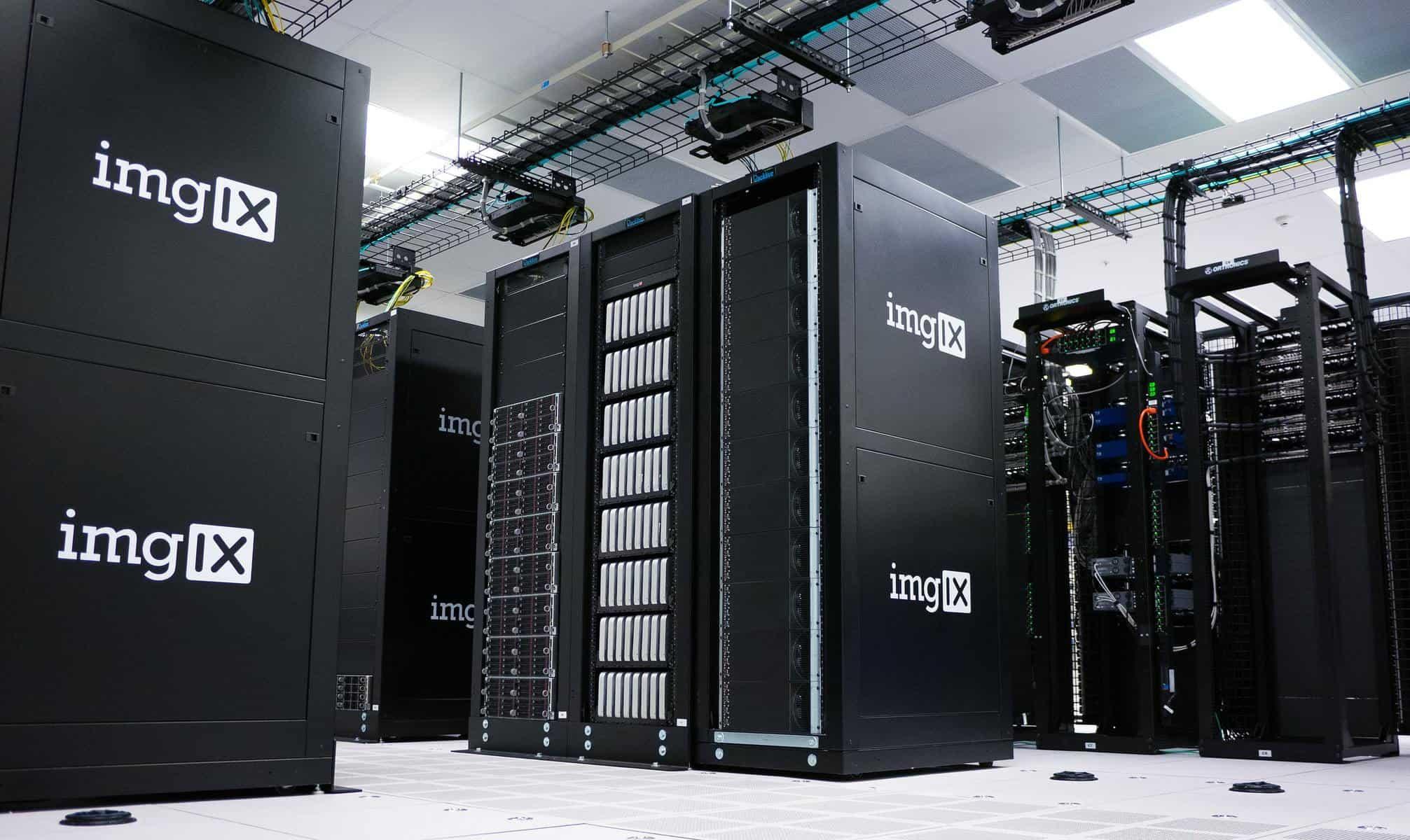 Big server room