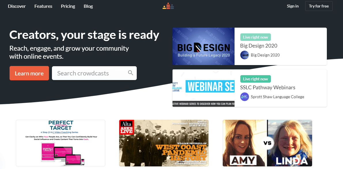 Crowdcast