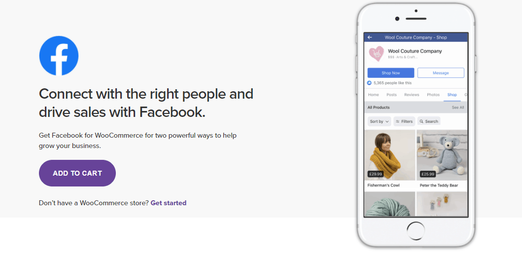 Facebook for WooCommerce
