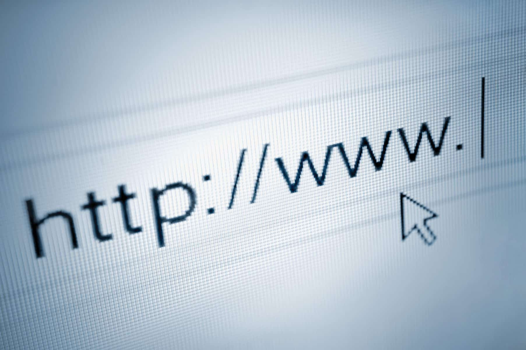 URL up close