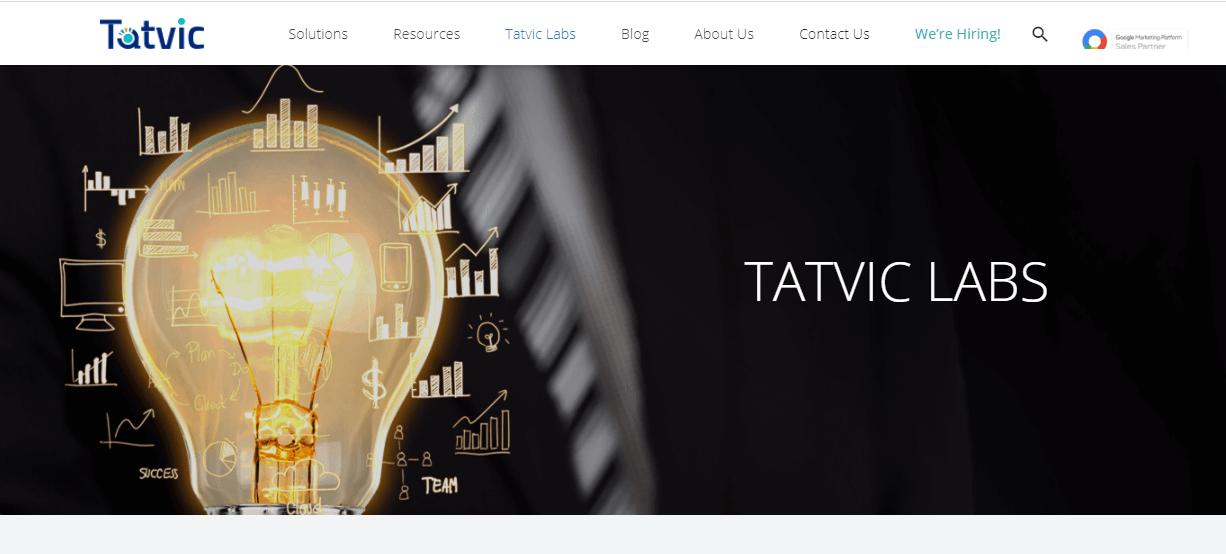 Tatvic Labs