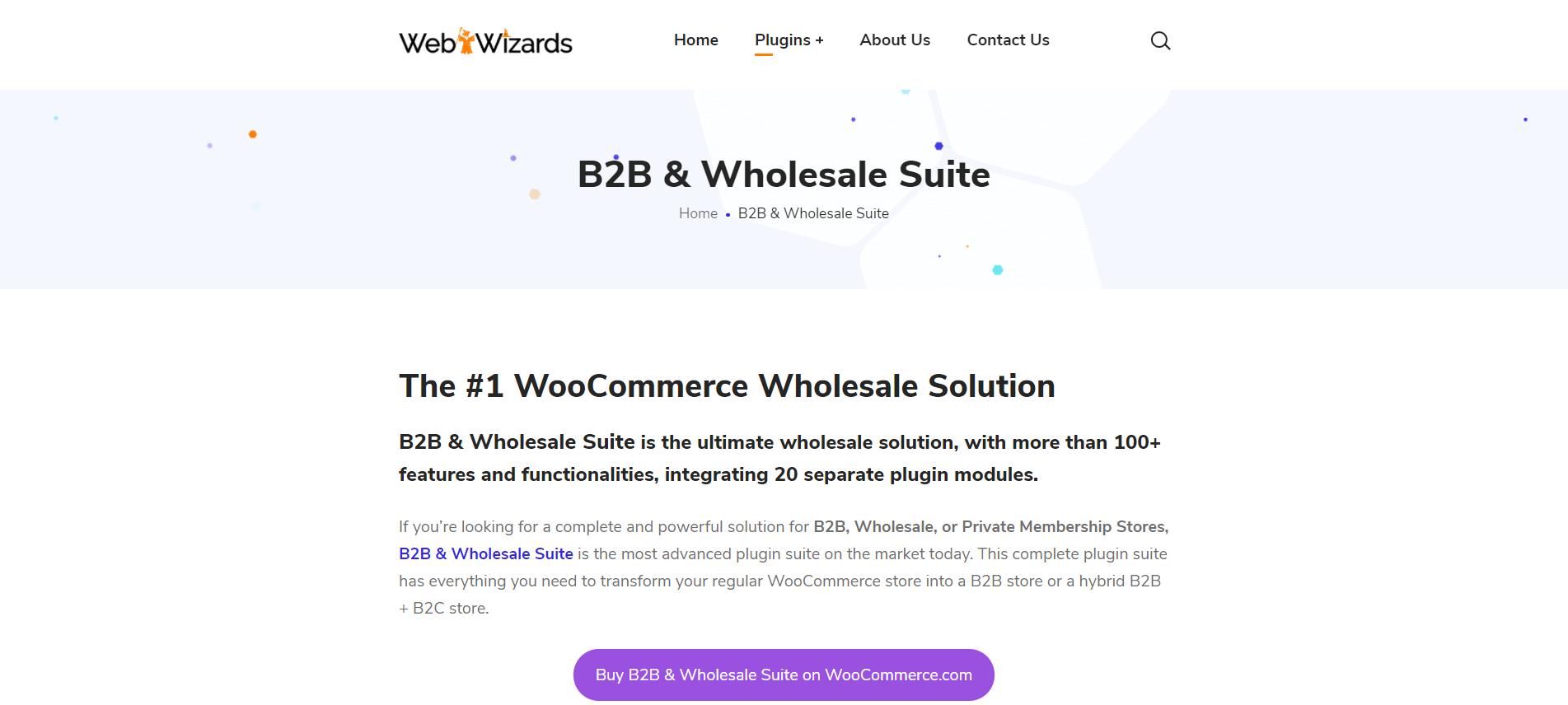 B2B & Wholesale Suite