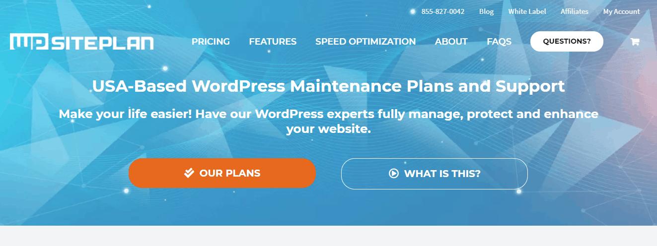 WP SitePlan