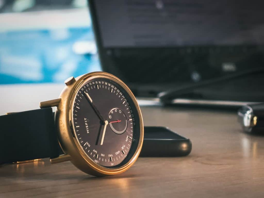 MisFit watch